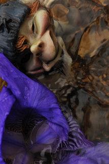 Iris and Leprechaun by Brandan