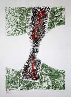 Chango´shatchet -2. by Carlos Rafael Uribazo Garrido