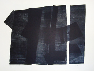 L-39 by Hans Hartung