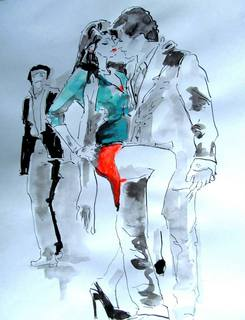 DANCE LOVE by Raquel Sara Sarangello