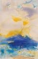 Sgurr Nan Gillean And Askival Isle of Rum Sunset by Chris Hankey