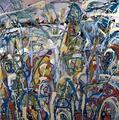 Through the Rushes II by Sacha Jafri