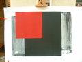 abstract by Rafael Canogar