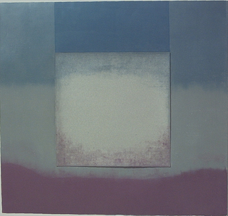 Blue quick-lac, magenta by Nelly Arias