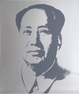 Mao 4 by Andy Warhol