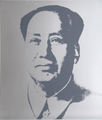 Mao 4 by Andy Warhol
