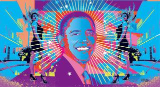 Obama oh yeah! by Wladimir Vinciguerra
