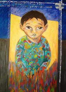 Holy Child by Raquel Sara Sarangello