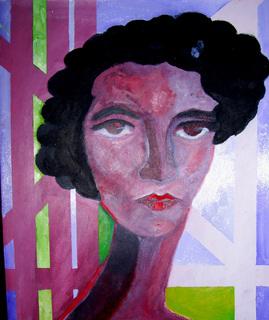 VERONICA by Raquel Sarangello