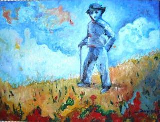 WALK THE LANDSCAPE by Raquel Sara Sarangello