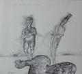 men immobility on beasts by Ricardo Hirschfeldt