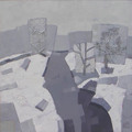 Paisaje nevado 1 by Julián Recio