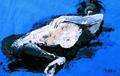 Nude woman 10 by Lyubomil Draganov