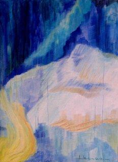 FLOWING WATERS #3 by Beatriz Henao