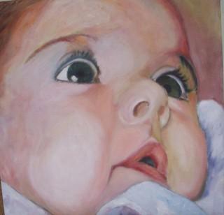 petit nadó by MONTSE PARÉS FARRÉ