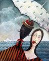 magritte & margarita by Mariela Dimitrova MARA
