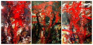 Triptych. OF-A386 by Oleg Frolov