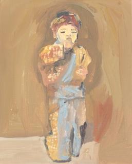 Child Soul by Joanna Ewa Glazer
