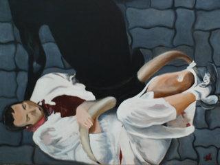 San Fermín by Rafael Lillo