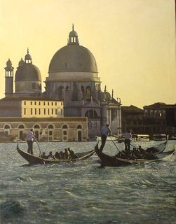 Venice from St. Mary of health by Gustavo López-Cobo