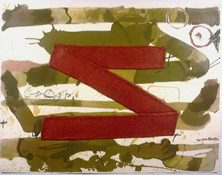 Z by Antoni Tàpies