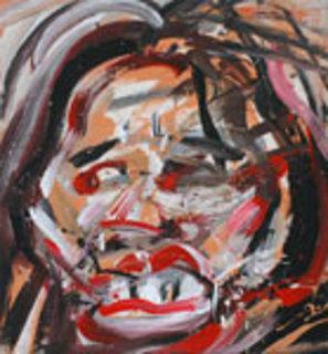 Self-Portrait by Warawut Intorn