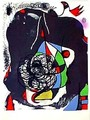 Revolution II by Joan Miró
