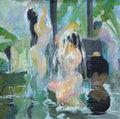 Graceful Flow by U Lun Gywe