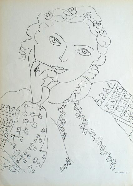 Henri Matisse Artist Portfolio Picassomio