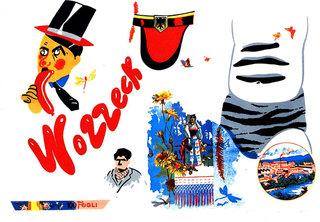 Wozzeck by Eduardo Arroyo