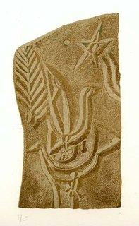 Bronze by Georges Braque