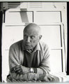 Portrait of Pablo Picasso by Pablo Picasso