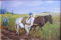 plowing version 2 by Rosario de Mattos