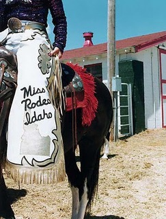 Miss Rodeo Idaho by Lisa Eisner