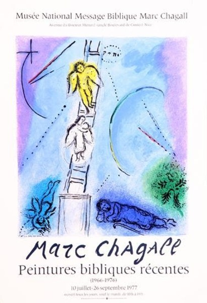 Markowicz fine art inventory 1 for Biographie de marc chagall