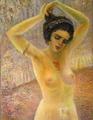 Nude 9 by Sylva Zalmanson