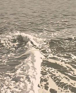 Grey Marine I by Eduardo Sanz