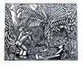 La Peche 1 by Raoul Dufy