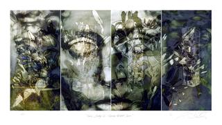 Fivia, seventh stage / Roman Portrait Series by Alexander Sutulov