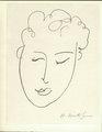 Jules Romains by Henri Matisse