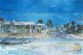Marree Village by Joan de Bot