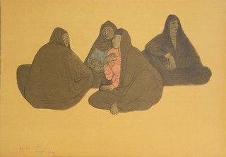 Impresiones de Egipto, Plancha 5 by Francisco Zuñiga