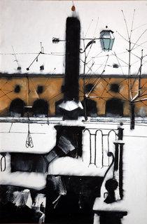 Nikolskiy Market by Igor Nelubovich