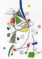 Maravillas con Variaciones Acrosticas en el jardin de Miro (Number 6) by Joan Miró