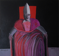 Pope 2 by Ricardo Hirschfeldt