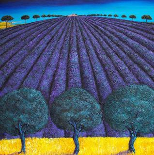 Reves de Provence by Ronnie Ford