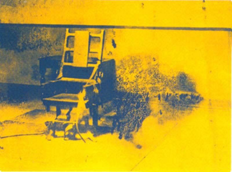 Electric Chair - II.74...