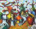 Objetos en el suelo by José Sanz Sala