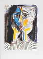 Visage by Picasso Estate Collection