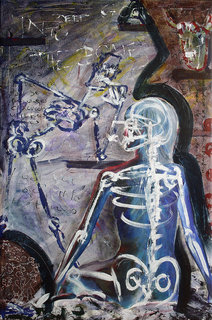 """Deep into the bones by Thierry  """"Deth"""" Delsart"""